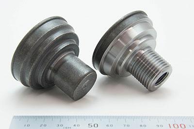 鋳物・鍛造品切削加工