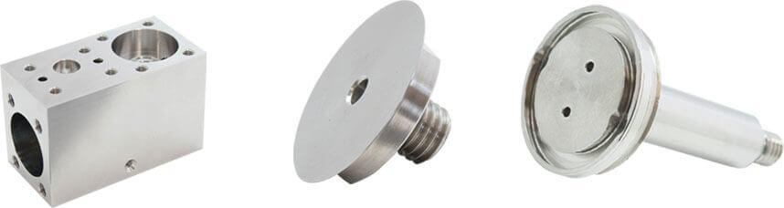 高精度切削加工品、難形状の試作から量産まで対応