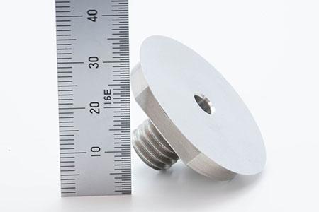シール面の面粗度が高い半導体装置部品