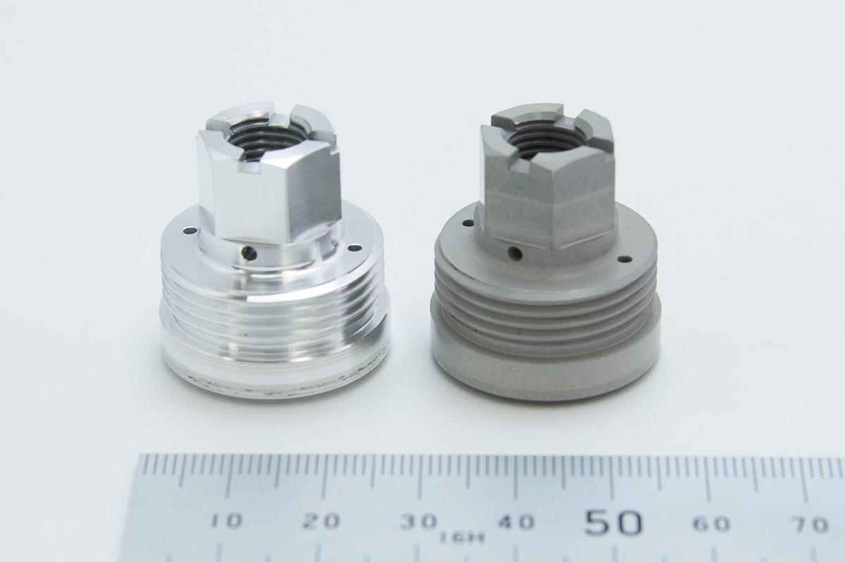 航空機センサー用部品