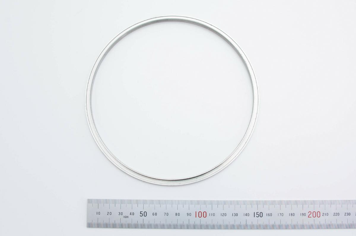 径公差±0.02の薄肉加工