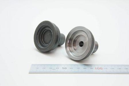 自動車用鍛造切削ネジ部品 量産対応