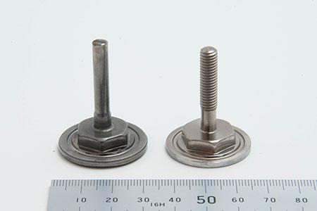 自動車用部品 鍛造品の切削量産加工